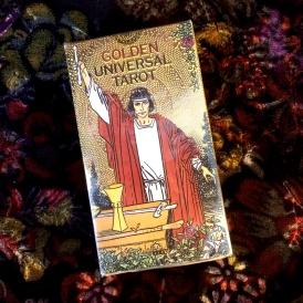 Tarot Golden Universal1