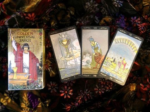 Tarot Golden Universal2