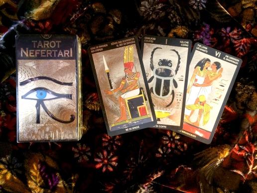 Tarot Nefertari2