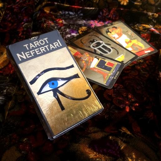 Tarot Nefertari3