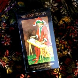 Tarot Visconti Gold1