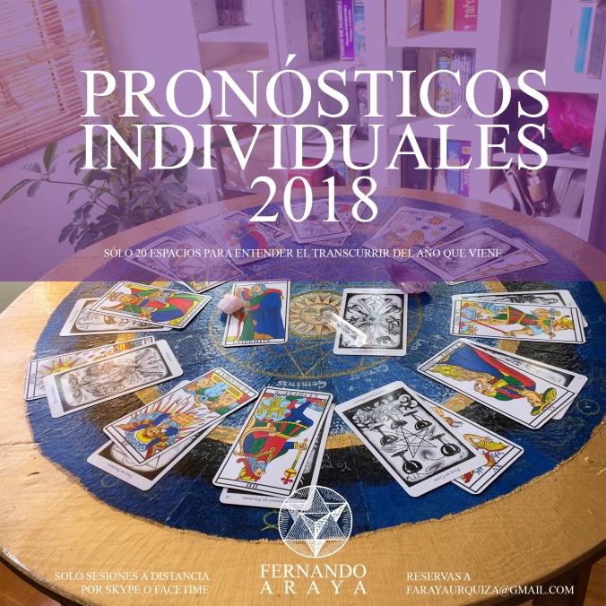 pronosticos 2018